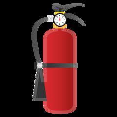 Emoji Pemadam Api Google