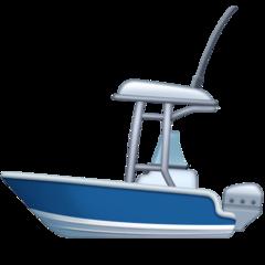 Emoji Perahu Motor Facebook