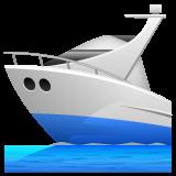 Emoji Perahu Motor WhatsApp