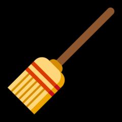 Emoji Sapu Microsoft