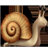 Emoji Siput Apple