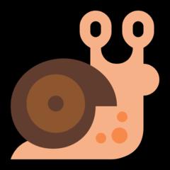 Emoji Siput Microsoft