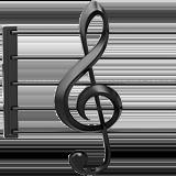 Emoji Skor Musik Apple