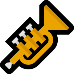 Emoji Terompet Microsoft