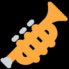 Emoji Terompet Twitter