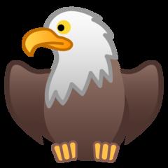 Emoji Burung Elang Google