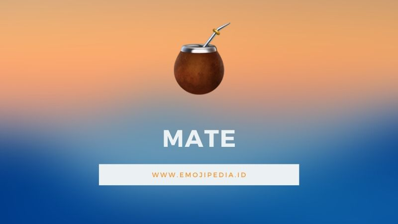 Arti Emoji Mate by Emojipedia.ID