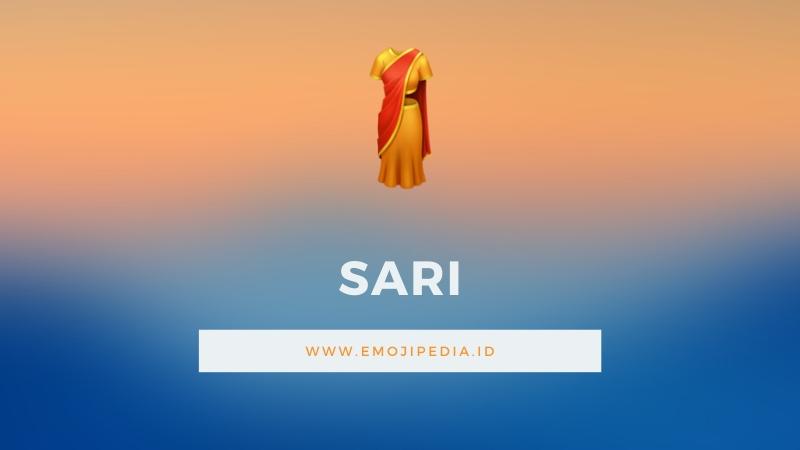 Arti Emoji Sari by Emojipedia.ID