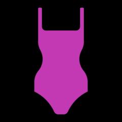 Emoji Baju Renang Microsoft
