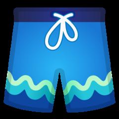 Emoji Celana Pendek Google