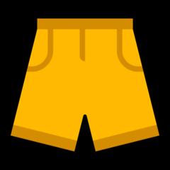 Emoji Celana Pendek Microsoft