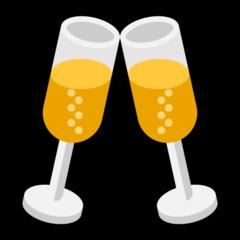 Emoji Gelas Bersulang Microsoft