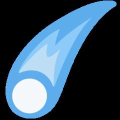 Emoji Komet Twitter