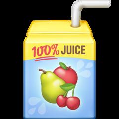 Emoji Kotak Minuman Facebook
