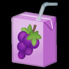 Emoji Kotak Minuman Google
