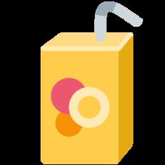 Emoji Kotak Minuman Twitter