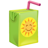 Emoji Kotak Minuman WhatsApp
