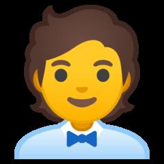 Emoji Pekerja Kantor Google