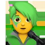 Emoji Penyanyi Apple