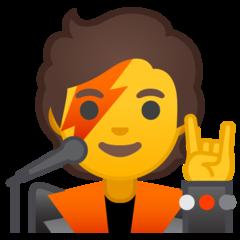 Emoji Penyanyi Google