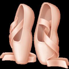 Emoji Sepatu Balet Facebook