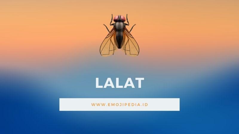 Arti Emoji Lalat by Emojipedia.ID