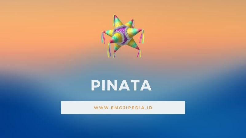 Arti Emoji Pinata by Emojipedia.ID