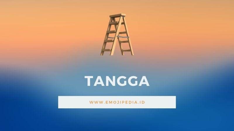 Arti Emoji Tangga by Emojipedia.ID