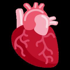 Emoji Anatomi Jantung Twitter
