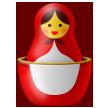 Emoji Boneka Bersarang Samsung