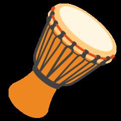 Emoji Drum Panjang Google