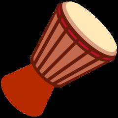 Emoji Drum Panjang Twitter