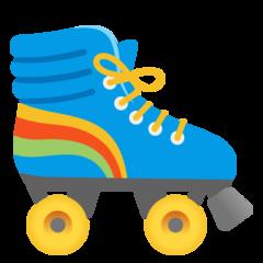 Emoji Sepatu Roda Google