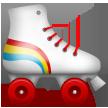 Emoji Sepatu Roda Samsung