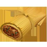 Emoji Tamale Apple