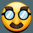 Emoji Wajah Menyamar Samsung