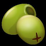 Emoji Zaitun WhatsApp