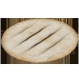 Roti Pipih Apple